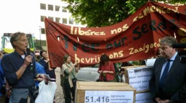 Report Action days for Seed Sovereignty in Brussels