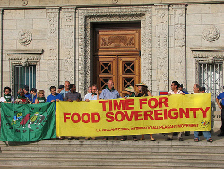 Nyéléni Europe – Forum on Food Sovereignty