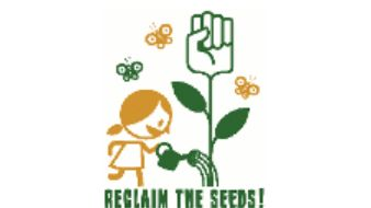 Verslag van het 'Reclaim the Seeds'-weekend 2012