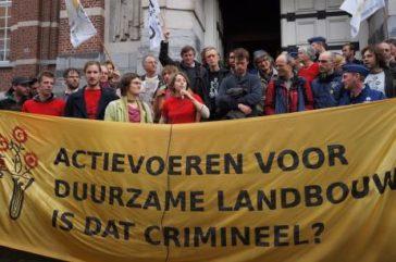 GMO aardappelrechtszaak en burgerinspectie Biotech Valley Gent