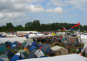 picture taken by cbs_fan (G8 camp Heiligendamm 2007)