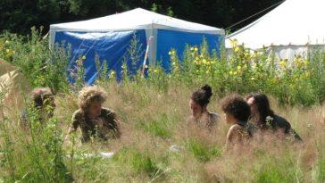 Foto's landbouwactiekamp Den Bosch