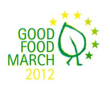 Good Food March for sustainable, fair, GM- and patent-free food and agriculture