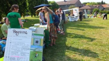 GMO free agriculture days in Wageningen successful