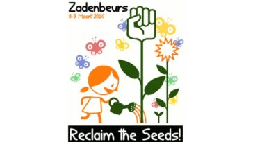Reclaim the Seeds 2014 in Haren & Groningen