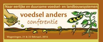 Voedsel Anders Conferentie – 21 & 22 februari