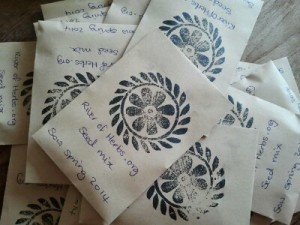 bags seeds