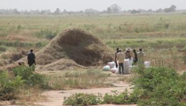 Maandag 13 april: presentatie over de strijd tegen landroof in Mali