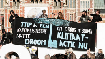 Stop TTIP and start doing something useful