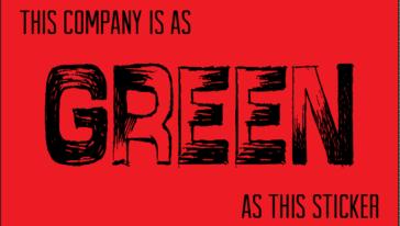 COP23: Guerilla tegen greenwashing, deel 2