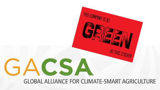 GACSA-greenwash
