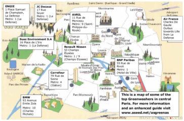 Guide for Greenwash Guerilla COP21
