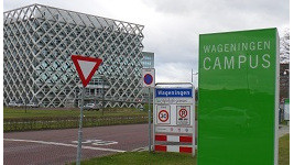 Wageningen is in favour of everything, as long as it isn't too critical