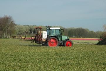 pesticide-bloementeelt