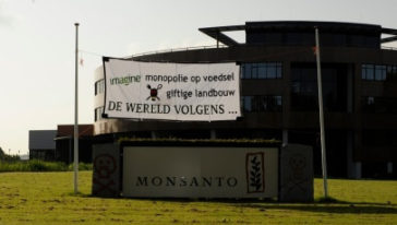 ASEEDs actions against Monsanto
