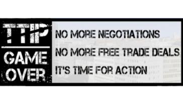 Hoe TTIP de 'hoefafdruk' van voedsel kan vergroten