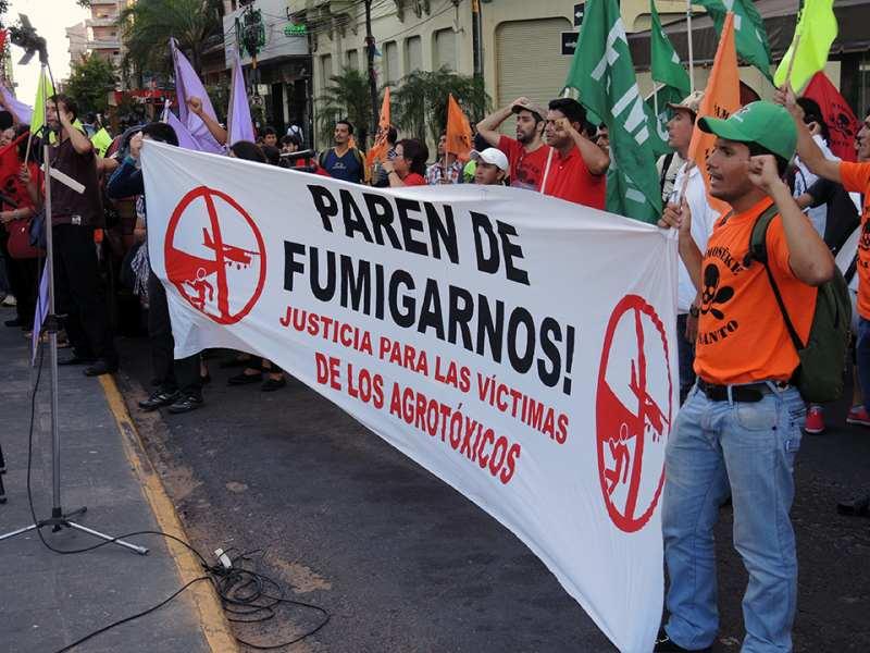 Paraguay Roundup Monsanto Tribunal
