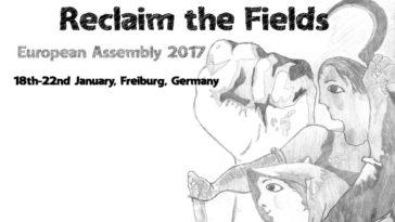 Reclaim the Fields – een verslag van de jaarlijkse bijeenkomst