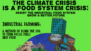 The Climate Crisis is a Food System Crisis