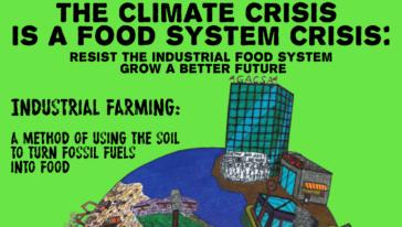 De klimaatcrisis is een voedselcrisis