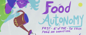The Food Autonomy Festival (FAF) | May 6th