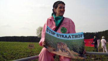 Actie om Straathofs megastallen te stoppen