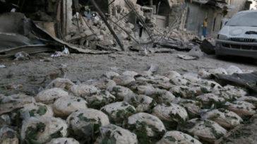 Update 15th Garden en Syrië