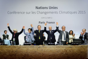 COP21 Paris Leaders Final Agreement