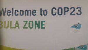 COP23 Business as usual