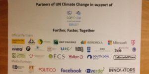 COP23 Bonn sponsors