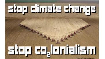 Het klimaatprobleem is een voedselprobleem