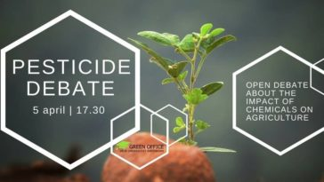Pesticides debate in Amsterdam