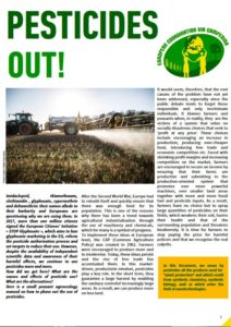 ECVC - Pesticides out!