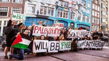 (NL) Solidariteit met Palestina