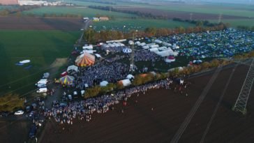 Duizenden mensen in actie tegen bruinkool (Ende Gelände 2018)