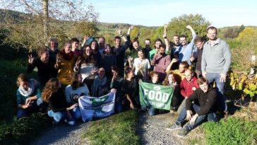Taking action to change food systems – training weekend