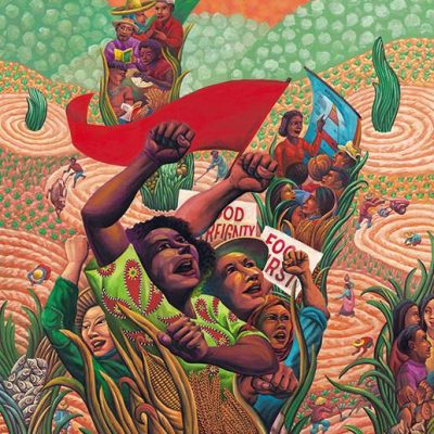 Food Sovereignty - Federico Boy Dominguez