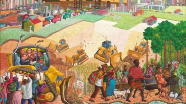 """Land Grab"" by Federico Boyd Sulapas Dominguez"