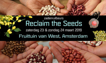 Reclaim the seeds