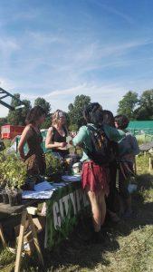 Food Autonmy Festival 3 Cityplot infostall