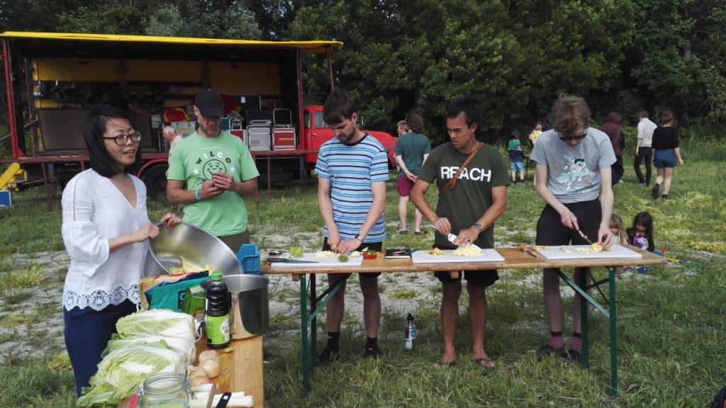 Food Autonomy Festival 3 fermentation workshop