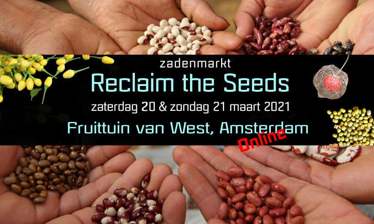 reclaim the seeds - Picture