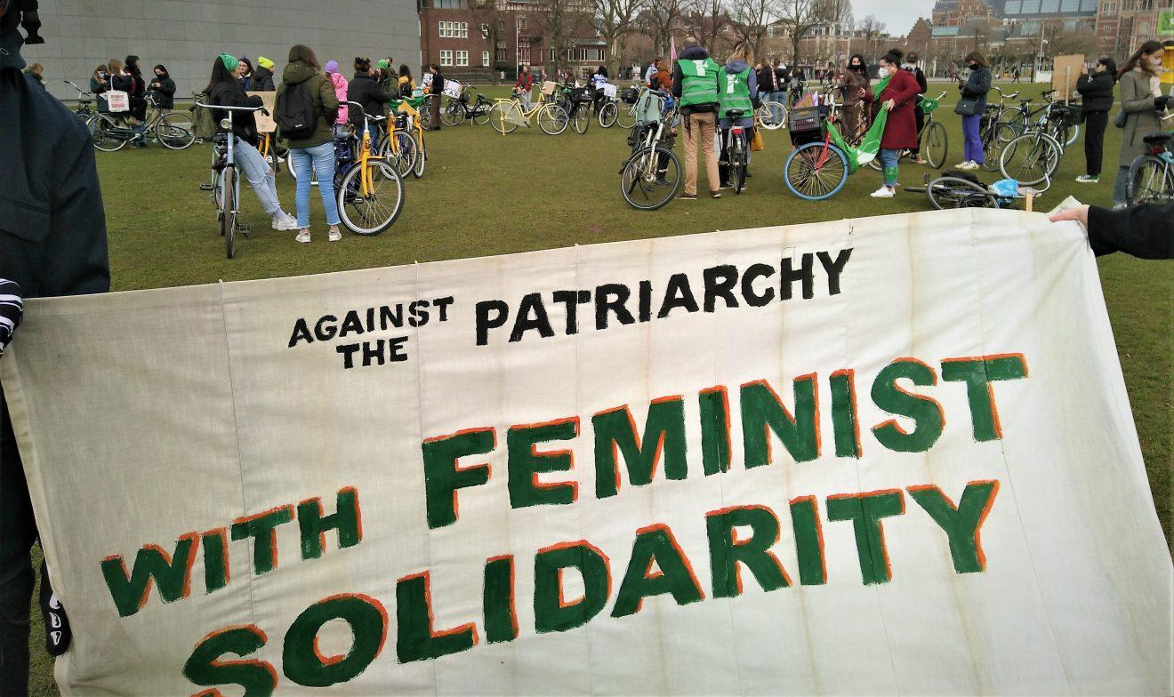 Bicicleteada Feminista